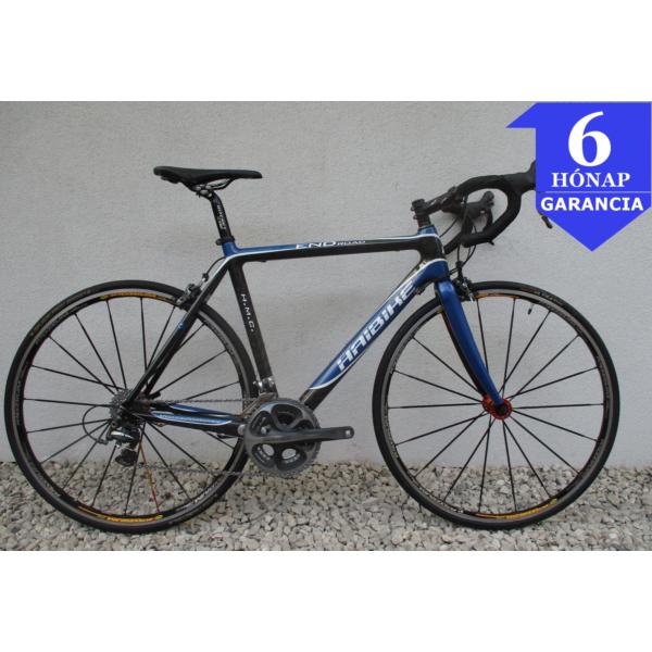 """Haibike End Road Dura Ace 28"""" használt Carbon Országúti kerékpár"""