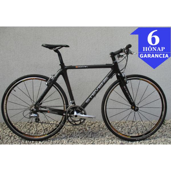 """Stevens Strada 28"""" használt Carbon Országúti Fitness kerékpár"""