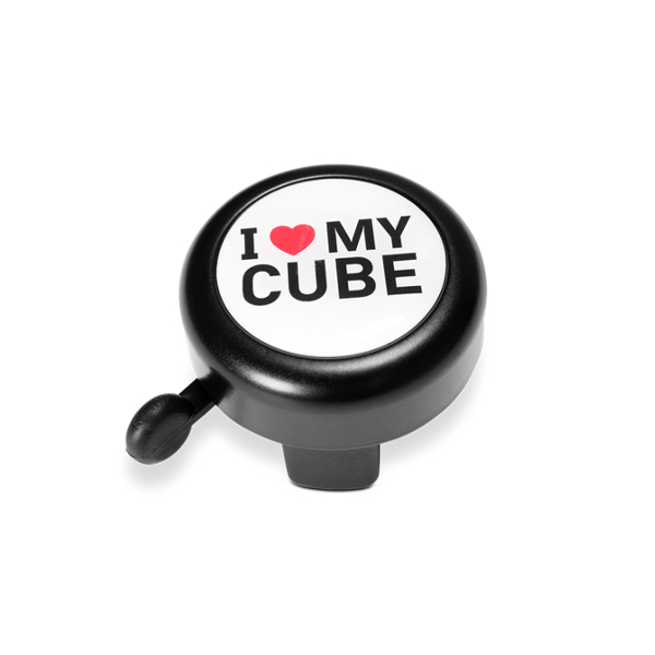 Cube I Love My Cube bicikli csengő