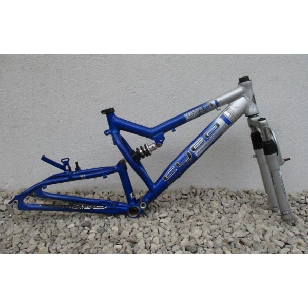 Cyco C 24 Speed Blue 24 használt alu kerékpár váz