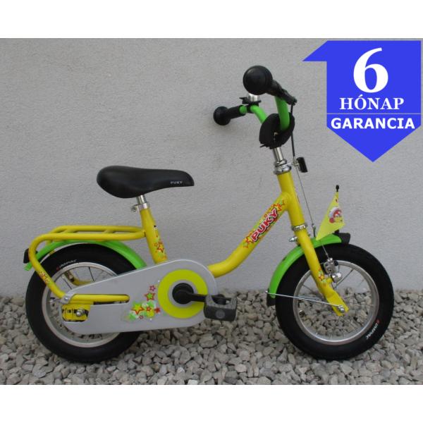 """Puky Star 12"""" használt gyerek kerékpár"""