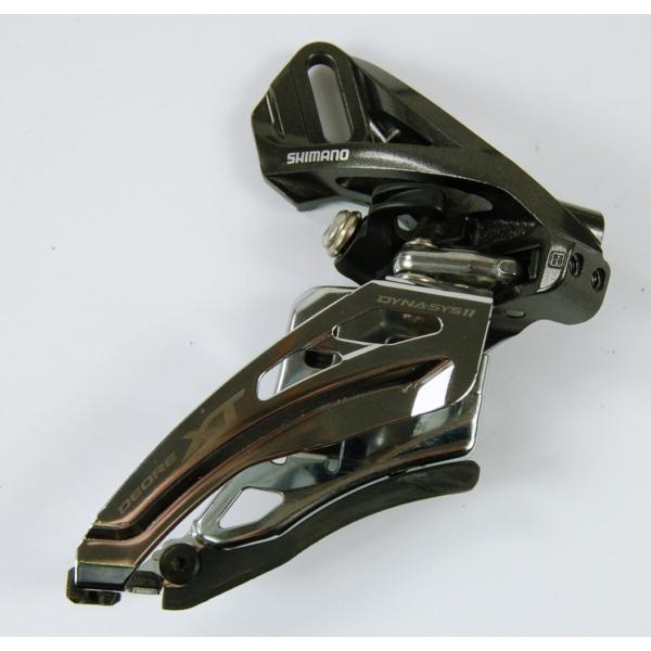 Shimano Deore XT (FD-M8020) első váltó